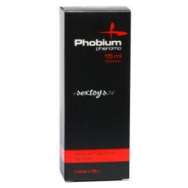 feromony męskie phobium