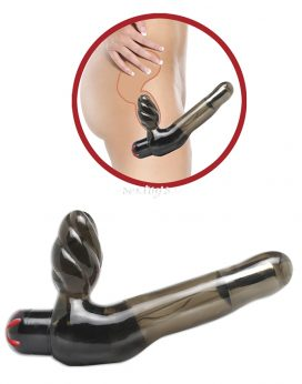 wibrujący penis strap on