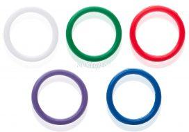 komplet 5 pierścieni