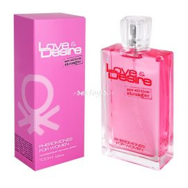 damskie feromony love&desire 100ml