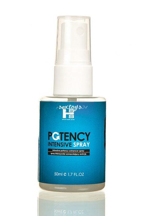 potency spray