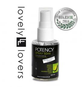 potency spray 50 ml