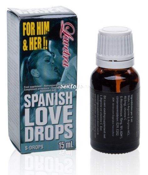 SPANISH LOVE DROPS