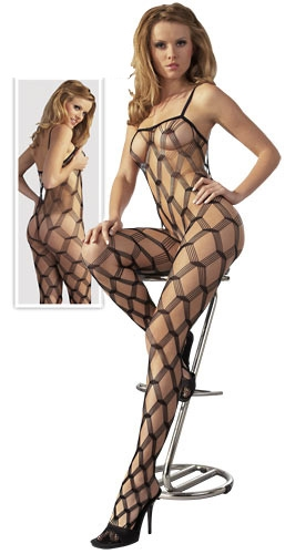 BODYSTOCKING BODY SIATECZKA