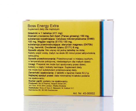 Boss Energy Extra