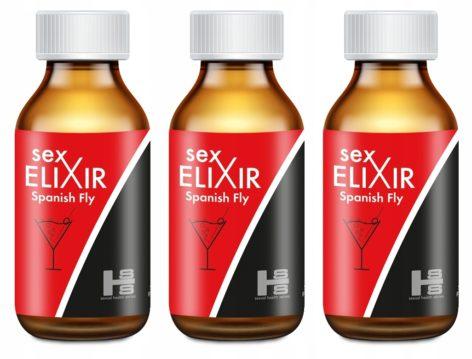 zestaw sex elixir
