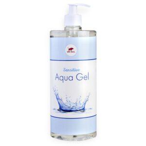 sensitive aqua gel żel nawilżający 1 litr