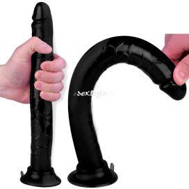 Duży penis z przyssawką