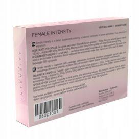 Female intensity