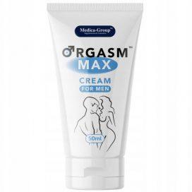 ORGASM MAX CREAM