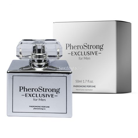 PheroStrong Exclusive Męskie Perfumy z Feromonami 50 ml