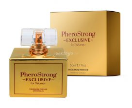 Phero-Strong Exclusive Damskie Perfumy z Feromonem