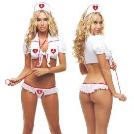 Przebranie pielęgniarki